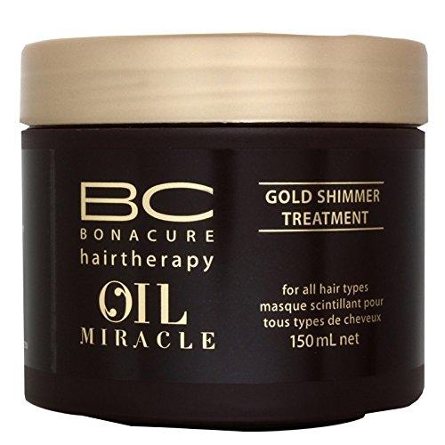 Schwarzkopf Professional BC Oil Miracle Mist Golden Glow Treatment Tratamiento Capilar - 150 Ml