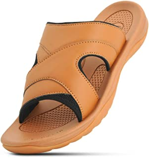 SPOT Mens Sandals Arabic Style | Soft Footbed | Strong Grip