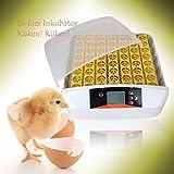Befied Incubateur œufs Automatique Intelligent Numérique Appareil d'Incubation Eclosion de Poussin Couveuse