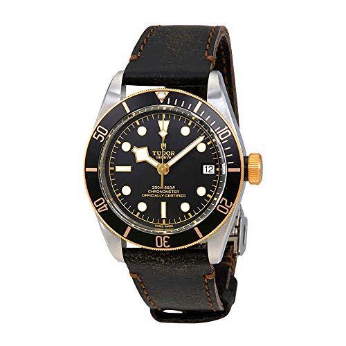 Tudor Heritage Black Bay Automatic Black Dial...