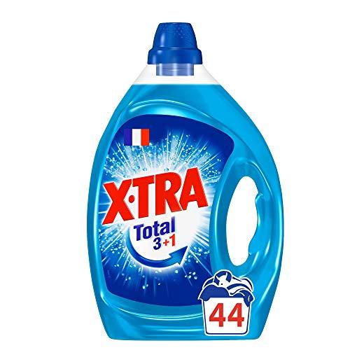 Xtra Total Flüssigwaschmittel, 2,2 l, 44 Waschgänge