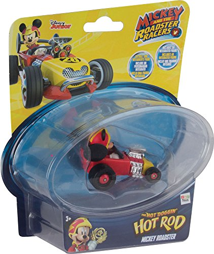 IMC Toys Topolino e Gli Amici del Rally Mickey Veicoli e Perso, 182844