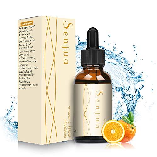 Vitamine C serum hoge dosis, verminderen rimpel, fijne lijn, pigment en donkere cirkel, helderder serum 2020 nieuwe FORMULA