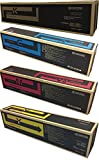 Genuine Kyocera TK8507 CMYK Full Toner Set for TASKalfa 4550ci 4551ci 5550ci 5551ci