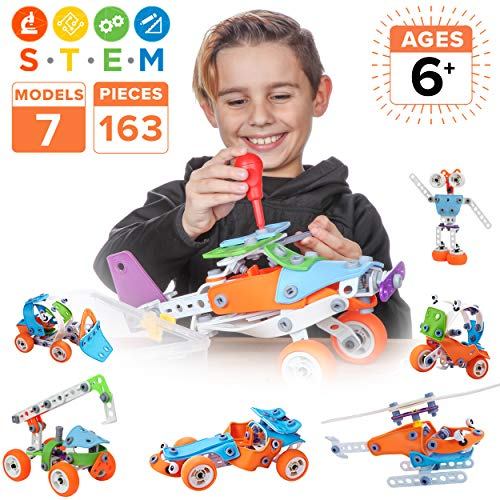 Toy Pal STEM Toys for 6-8 Year Old Boys...