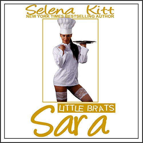 Little Brats: Sara audiobook cover art
