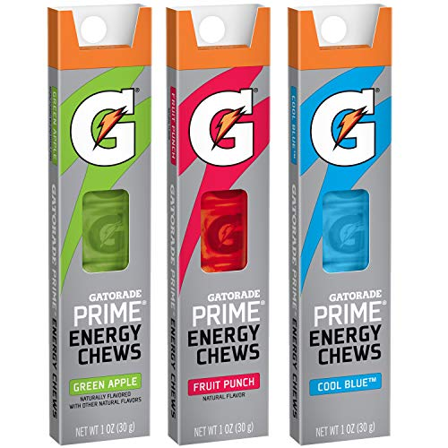 Gatorade Gatorade Prime Energy Chews, 1 Ounce, 12 Count