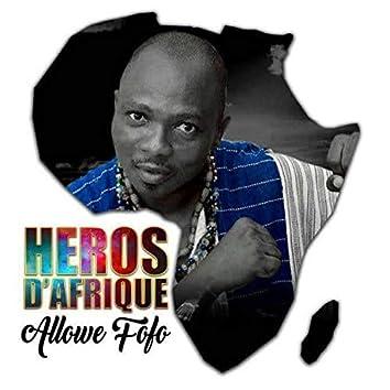 Heros d\'Afrique