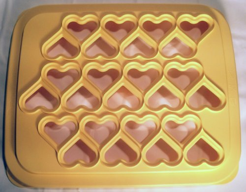 Tupperware Happy Snack Ravioli Herzform