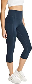 Rockwear Activewear Women's 7/8 V Waist Pocket Tight from Size 4-18 for 7/8 Length Bottoms Leggings + Yoga Pants+ Yoga Tights
