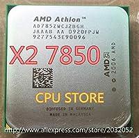 CPU Athlon X2 7850 CPU 2.8GHz Socket AM2+/ 940 Pin/Dual-CORE / 2MB L2 Cache/95w (working 100%)
