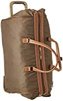 Tommy Hilfiger Monterey Social Wheeled Duffle, Olive, One Size