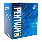 Intel Pentium Gold G-6400 Desktop Processor 2 Cores 4.0 GHz LGA1200 (Intel 400 Series chipset) 58W (BX80701G6400)
