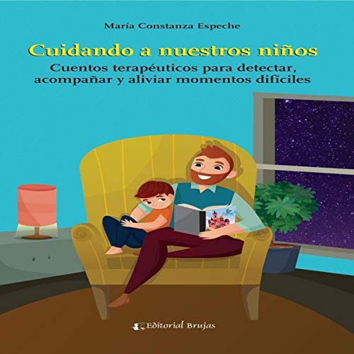 Cuidando a nuestros niños [Taking Care of Our Children] cover art
