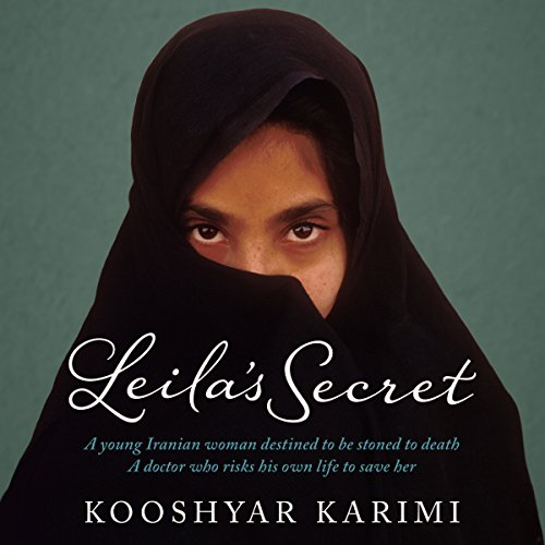 Leila's Secret audiobook cover art