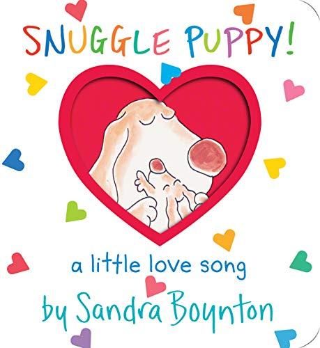 Snuggle Puppy! (Oversized Lap Edition) (Boynton on Board)