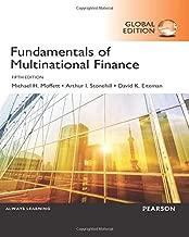 Fundamentals of Multinational Finance, Global Edition