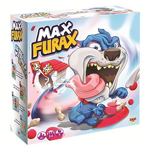 Splash Toys - 30101 - Jeu D'action Et De Réflexe - Max Furax