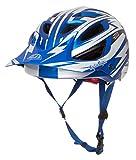 Troy Lee Designs Turbo A1 Bike Sports BMX Helmet - Orange/Medium/Large
