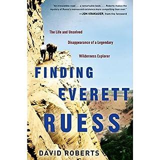 Finding Everett Ruess cover art