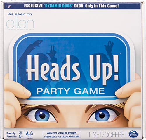 Heads Up! Party Board Game (Edition May Vary)