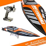 zoopa Acme Thunder | 800 speedboot Professional | Incl. 2.4Ghz RC | Ready to Race (ZA0800)
