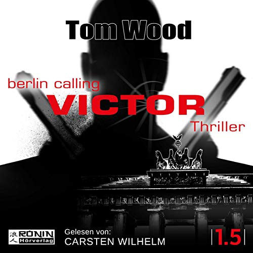 Victor: Berlin calling cover art