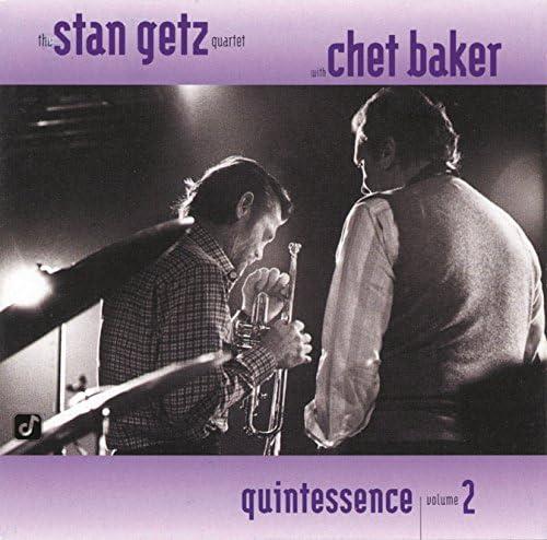 Stan Getz Quartet & Chet Baker