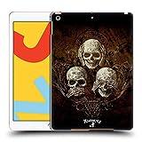 Head Case Designs sous Licence Officielle Alchemy Gothic No Crâne maléfique Trois Crâne Coque...