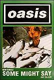 RABEAN Oasis-Some Might Say 1995 Eisen Malerei Wandschilder