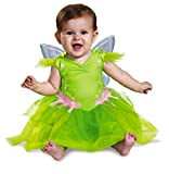 Best Tinker Bell Costume for Baby Girls