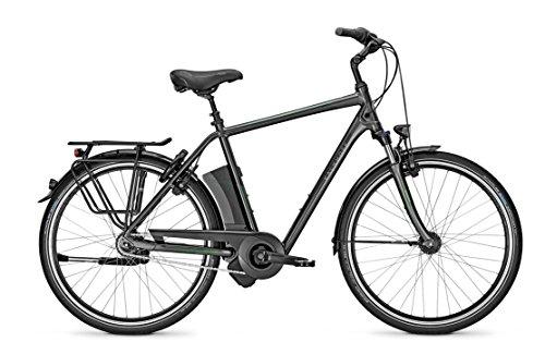 Kalkhoff E-Bike Impulse 2 AGATTU XXL IMPULSE 8R HS 8G 17AH 36V 2015 28 Zoll Herren, Rahmenhöhen:50;Farben:black/grey