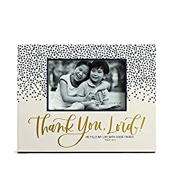 thank you lord picture frame