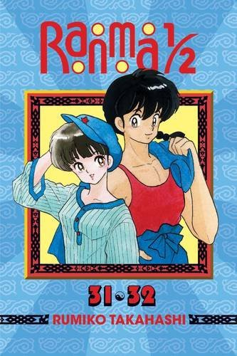 Ranma 1/2 (2-in-1 Edition) Volume 16