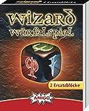 AMIGO Spiel + Freizeit 1958 Wizard Würfelspiel Ersatzblock, Mehrfarbig, bunt