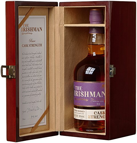 Walsh Whisky Distillery Irishman Rare Cask Strenght (1 x 0.7 l)