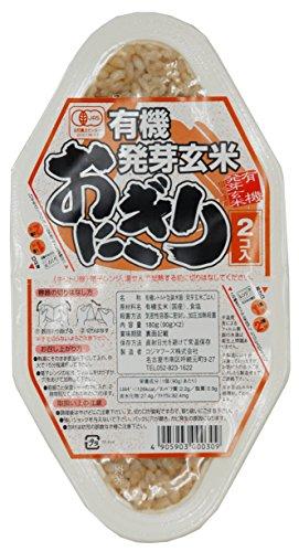 コジマ 有機発芽玄米おにぎり 180g