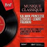 Princesse Czardas, Act I: 'Les petites femmes du music-hall' (Boni) [Short Version]