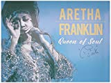 777 Tri-Seven Entertainment Aretha Franklin Poster Queen of