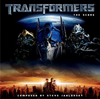 Transformers (Original Score) [Import anglais] (B000VFGQHK) | Amazon price tracker / tracking, Amazon price history charts, Amazon price watches, Amazon price drop alerts