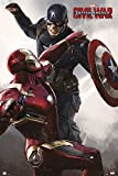 Captain America - Civil War - Cap vs Iron Man - Marvel Film