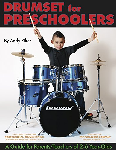 Drumset For Preschoolers