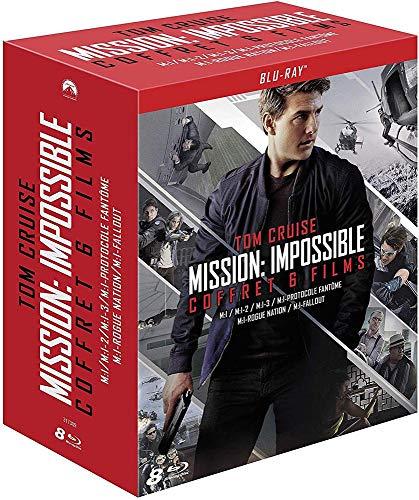 Mission : Impossible-L'intégrale des 6 Films sur Blu-Ray