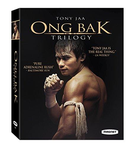 Ong Bak Trilogy (3 Blu-Ray) [Edizione: Stati Uniti] [USA] [Blu-ray]