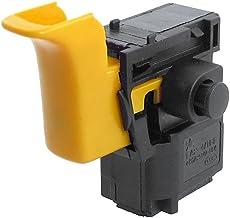 Aexit AC 250V 4 (3) A Bloqueo Interruptor de disparo manual para broca para bosch 2-24 OZ136929X925429V