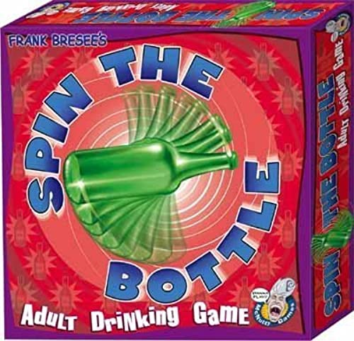 entrega de rayos Spin the the the Bottle Adult Drinking Game by McNutty Games  artículos novedosos