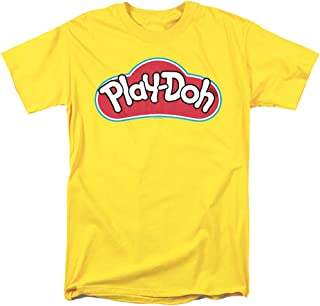 Play Doh Logo Unisex Adult T Shirt for Men and Women