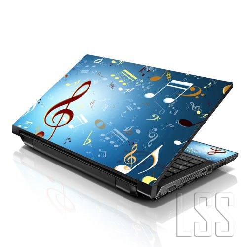 LSS 17 17.3 inch Laptop Notebook Skin Sticker Cover Art Decal Fits 16.5'...