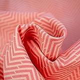 Emily&Joe's fabrics 100% Baumwolle Stoff Meterware Chevron