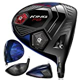 Cobra Golf- King F8 Volition Driver Regular Flex Stiff Sand